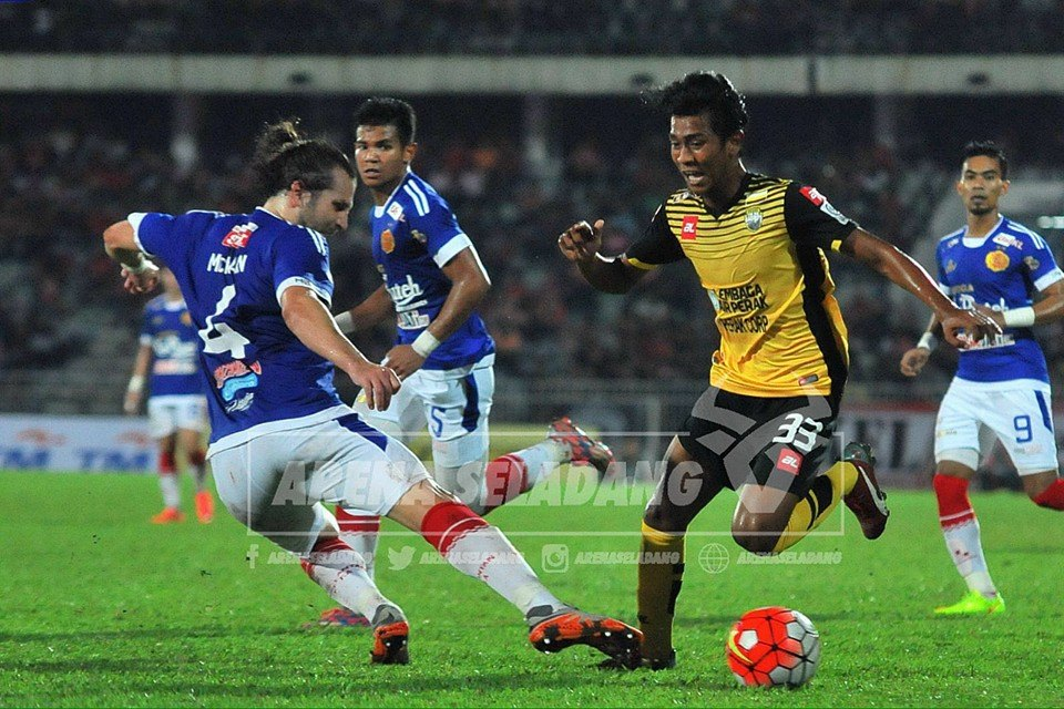 Back Four Kelantan Gagal?