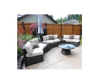 Kontiki Wicker Outdoor Sofa Sets ~ Outdoor Furniture