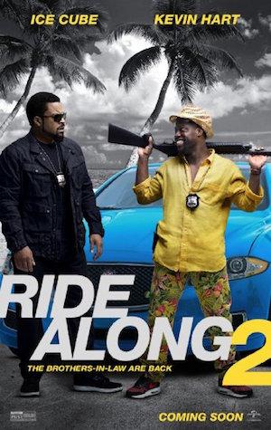 Poster Ride Along 2 2016