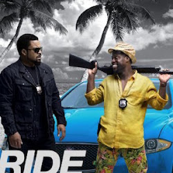 Poster Ride Along 2 2016