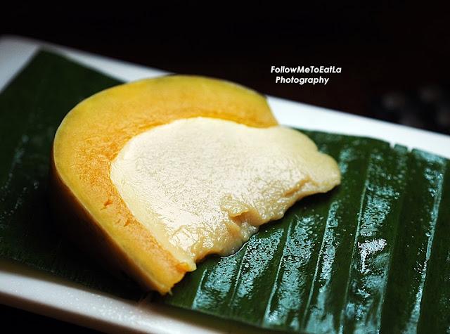Sangkaya Fukthong Pumpkin Custard