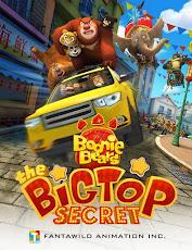 pelicula Boonie Bears: El gran secreto