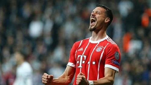 Cầu thủ Wagner giữ một vị trí quan trọng trong đội hình của Bayern