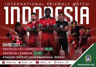 Daftar Pemain Timnas Indonesia - Senior dan U-19