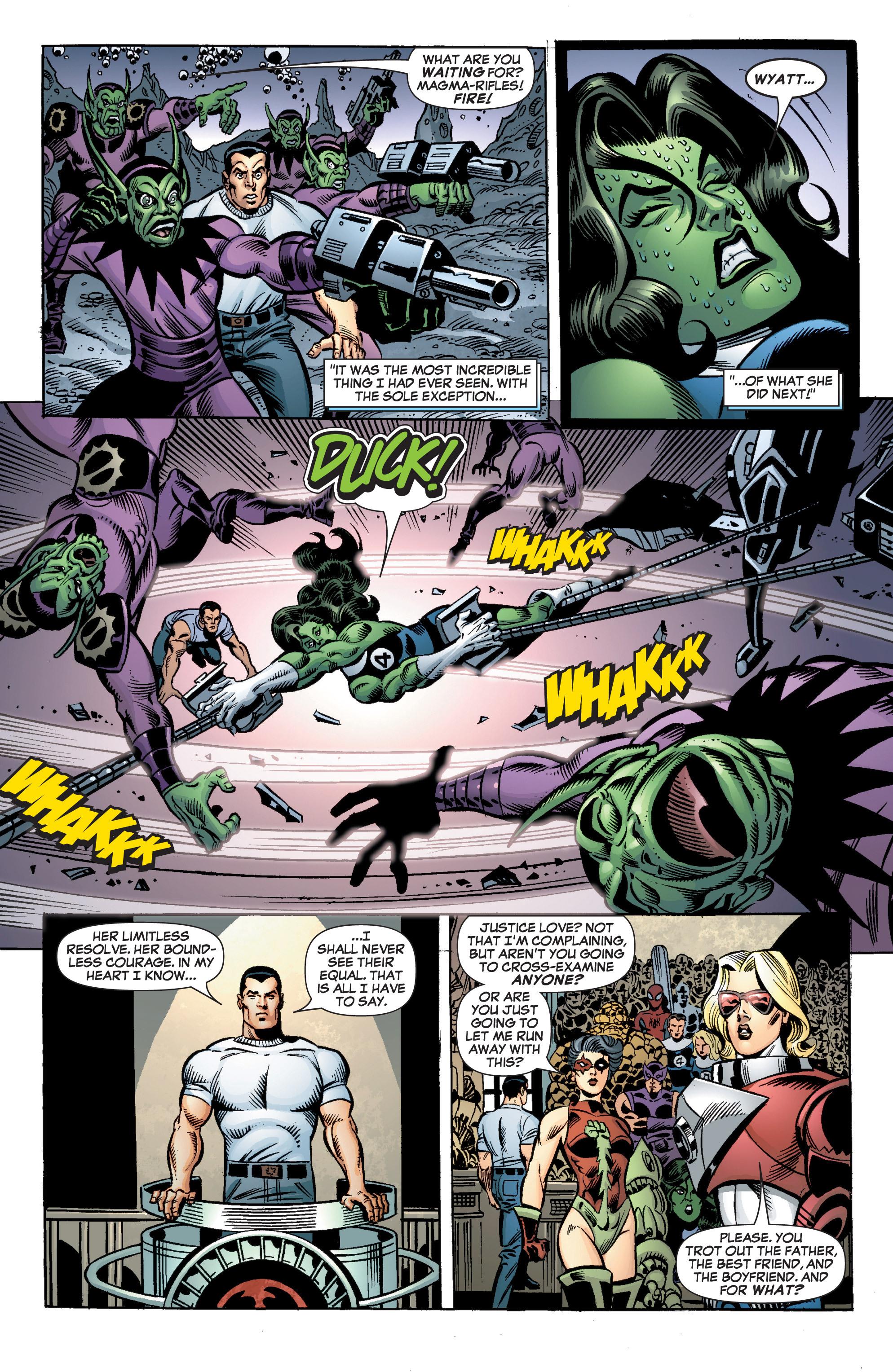 Read online She-Hulk (2005) comic -  Issue #3 - 19