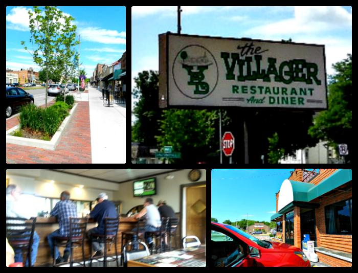 Villager Restaurant Diner Canandaigua Ny