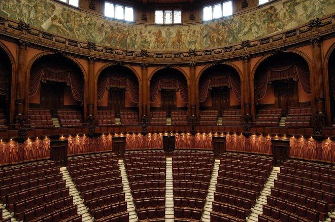 Catherine la rose poesia e arte giulio aristide sartorio for Parlamento italiano deputati