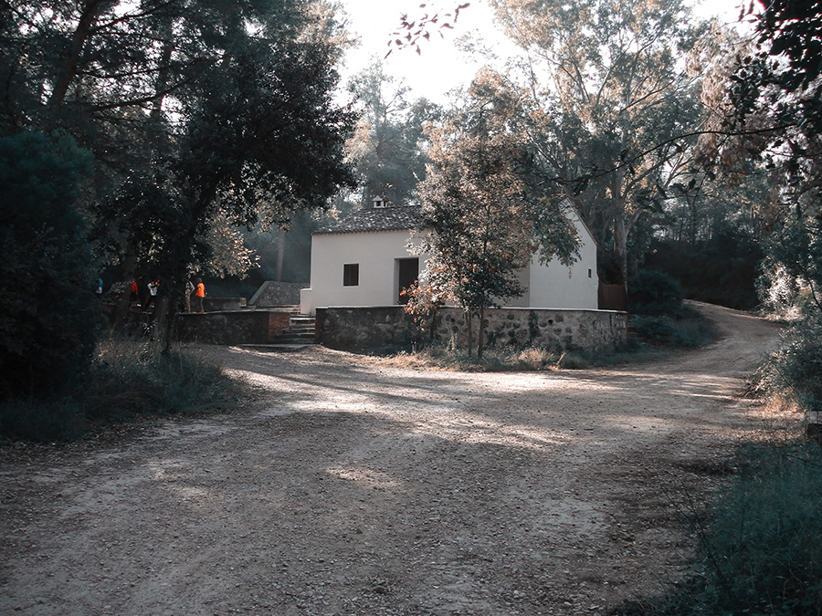 Casa Forestal de La Casella