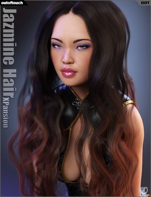 Jazmine Hair XPansion