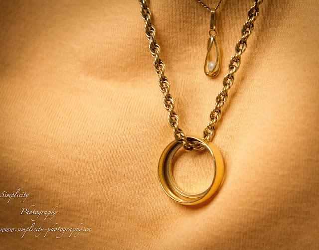 Wear Wedding Ring Around Neck