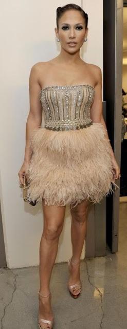 Increíbles tendencia en la moda | Outfits de plumas