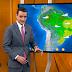"""Você sabia? Globo é a única emissora a ter o """"homem do tempo"""""""