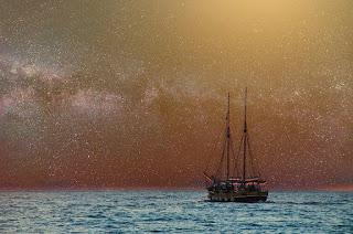 barco la brujula dorada