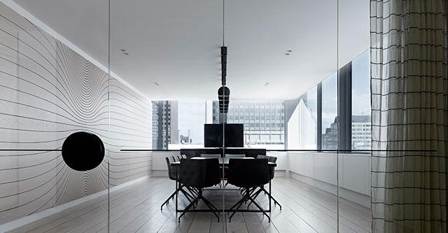 Marzua oficinas de dise o proyecto de interiorismo de for Interiorismo oficinas