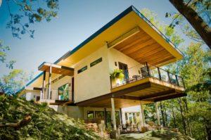 Healthy House Made with Hemp