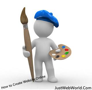 Create Online Free Website