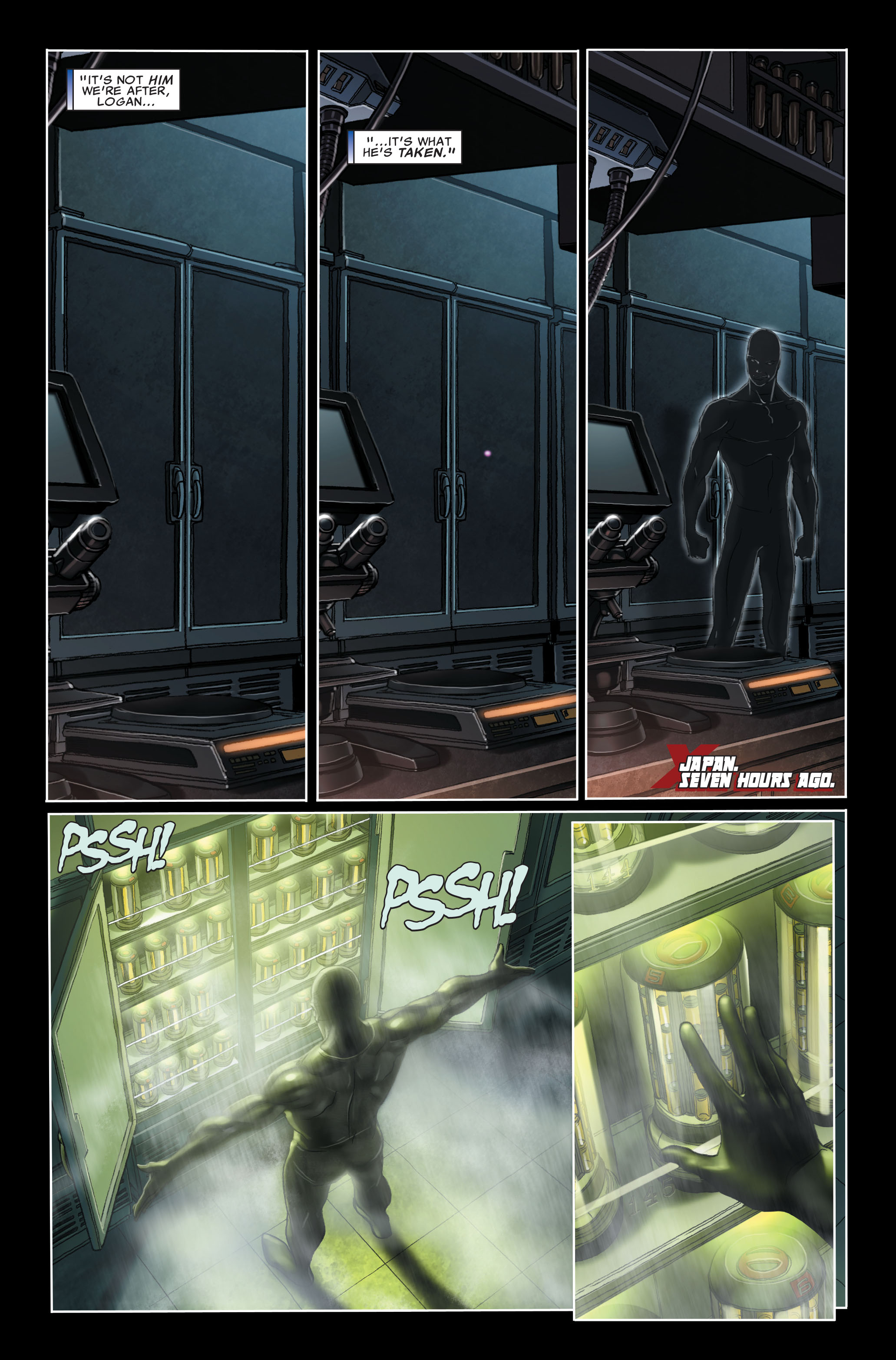 Read online X-Force (2008) comic -  Issue #7 - 22