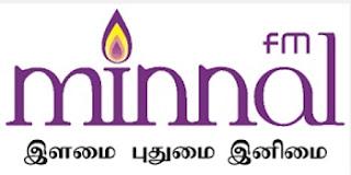 Minnal FM Malaysia Tamil Radio Live Streaming Online