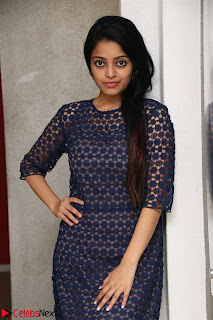 Dazzling Janani Iyer New pics in blue transparent dress spicy Pics 010.jpg