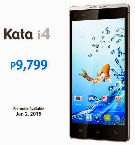 Kata i4 Now Up For Pre-Order, Available Starting January 2, 2015