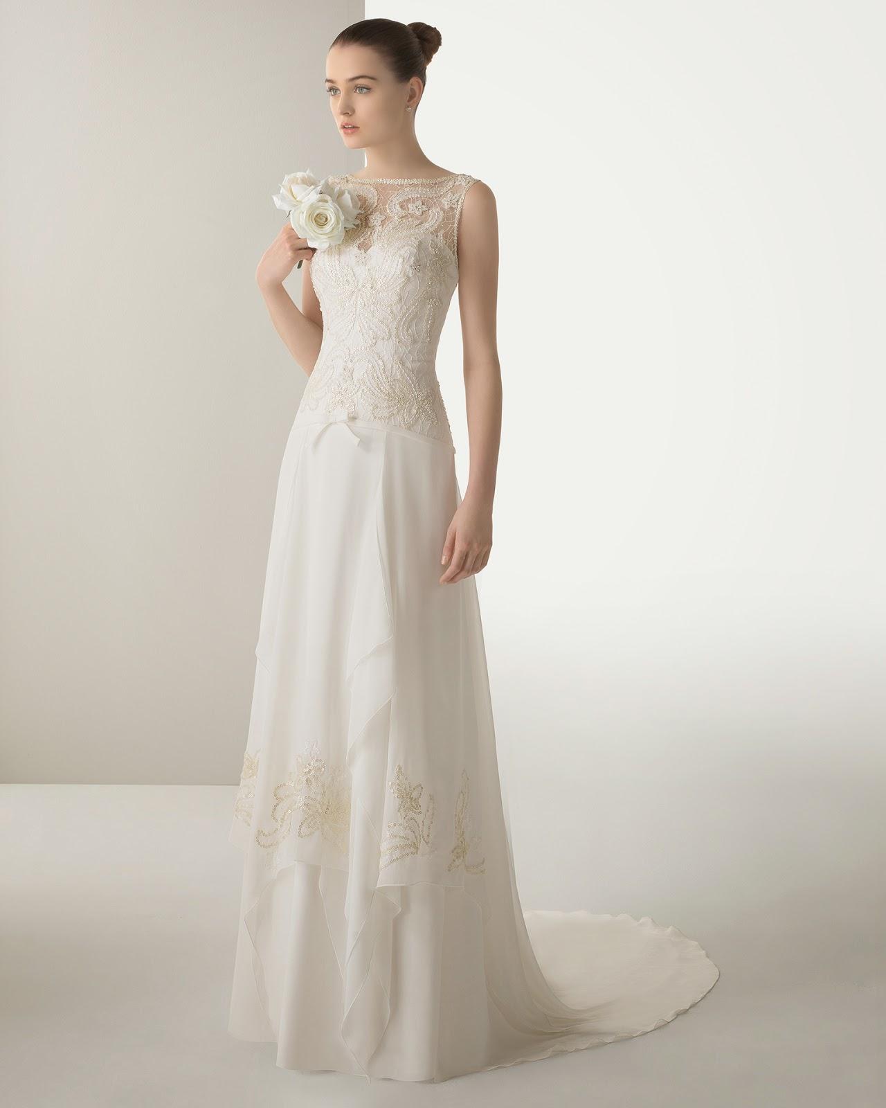 Popolare Tendenze abiti da sposa 2015 - Moda nozze - Forum Matrimonio.com NK12
