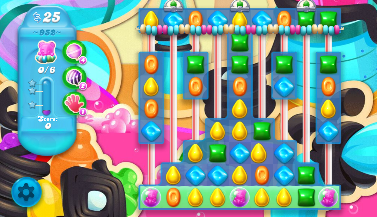 Candy Crush Soda Saga 952