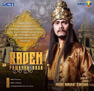 Biodata Ferdi Ali pemeran Prabu Ningrat Kancana