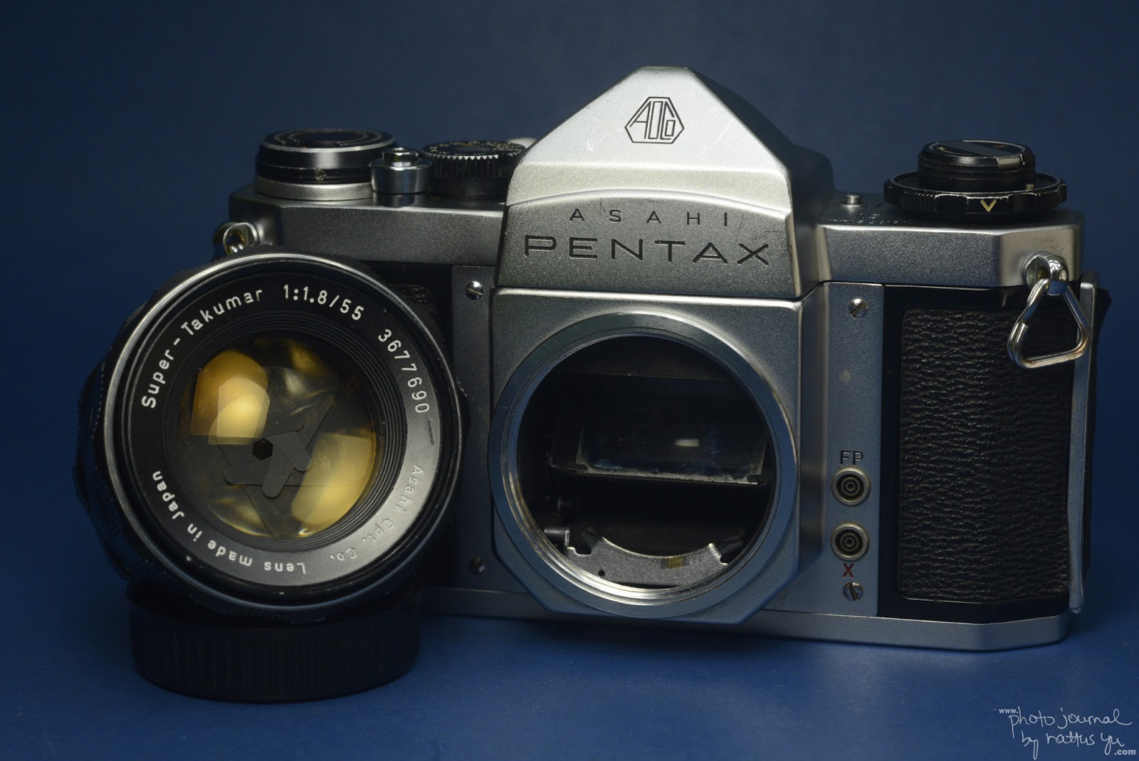 Asahi Pentax SV (1964), Product Shots and Video
