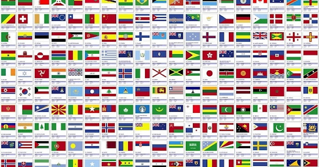 Cara Membuat Icon & Simbol Lambang Bendera Negara di BBM Android