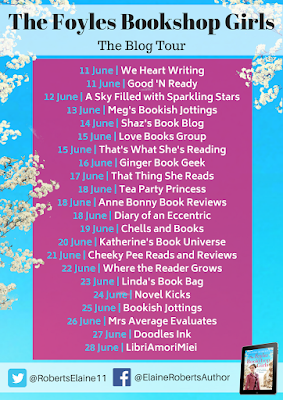 The Foyles Bookshop Girls Blog Tour