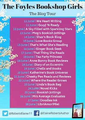 The Foyles Bookshop Girls Blog Tour