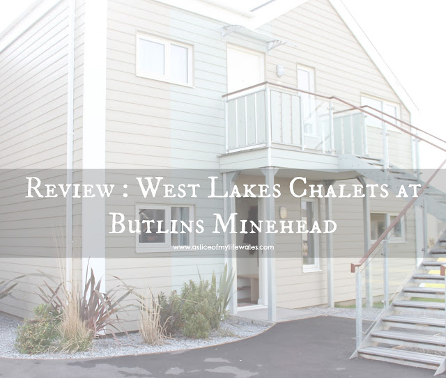 blog review of West Lakes Chalets at Butlins Minehead
