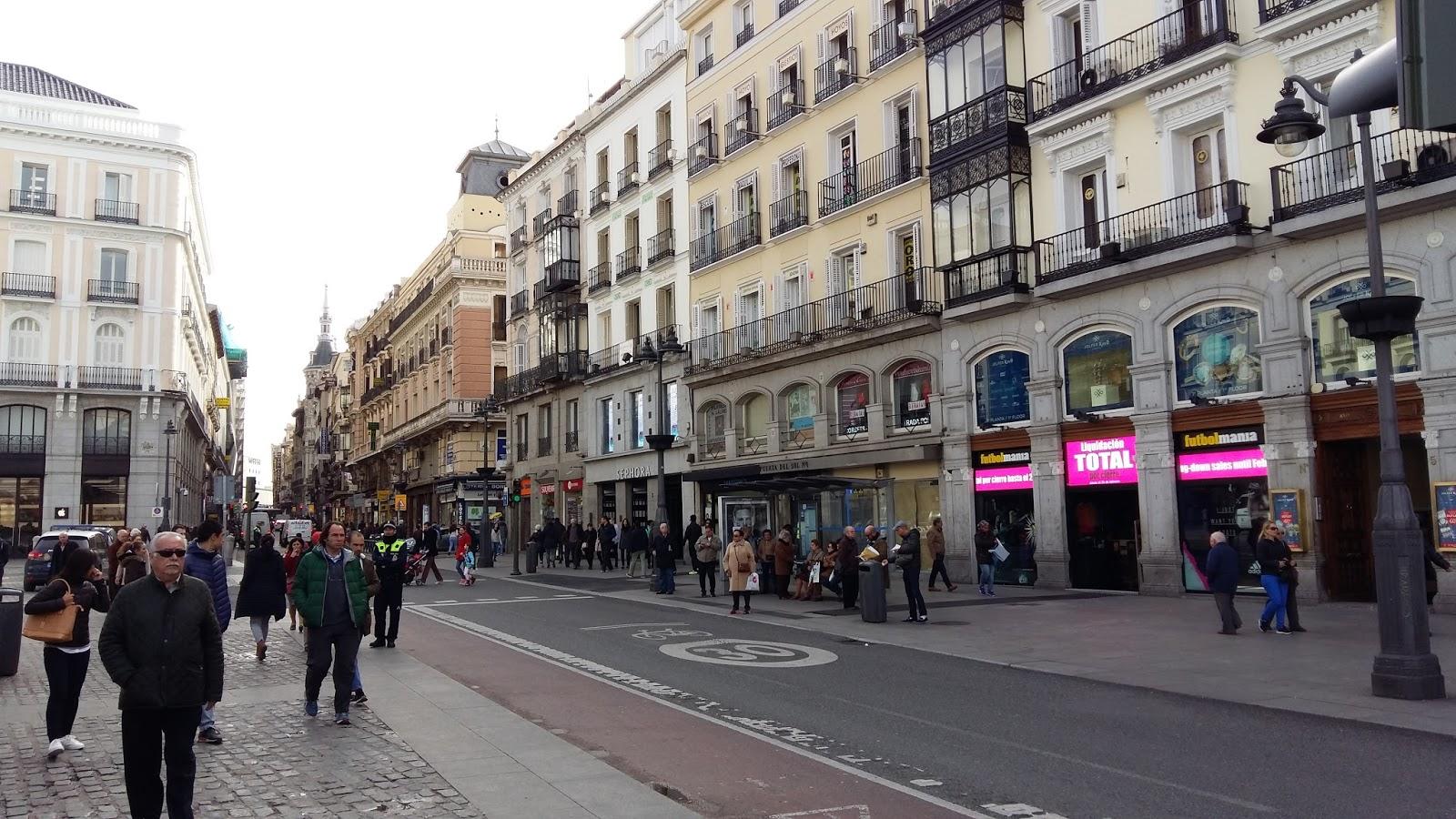 El rumbo de la historia presidentes asesinados en madrid for Libreria puerta del sol