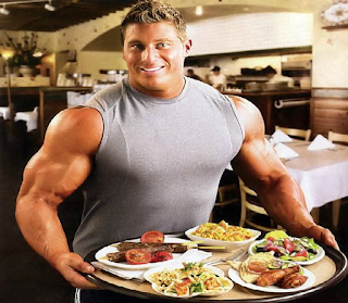 bodybuilder's diet