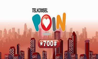 Cek dan tukar poin Telkomsel