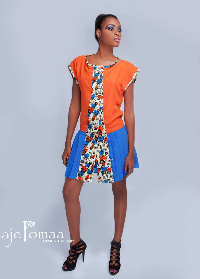 Lookbook Quot Fearless Evolution Quot By Ajepomaa Gallery