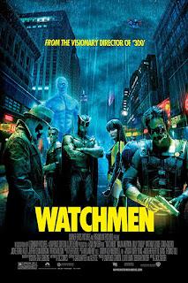 Watchmen (2009) Hindi Dual Audio BluRay | 720p | 480p