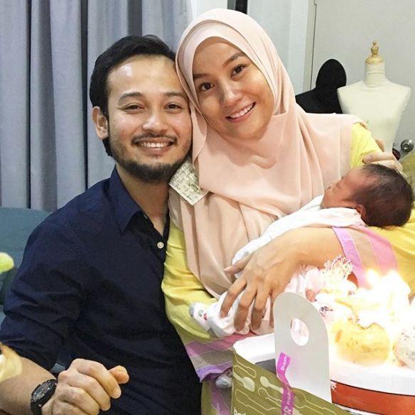 Aisy Mateen Anak Yana Samsudin (5 Gambar)