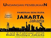 "Balai Budaya Jakarta Gelar Pameran ""Jakarta Jakarta"", 2-9 Februari"