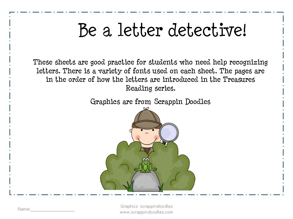 find a letter letter detective by robinson tpt back to school 335