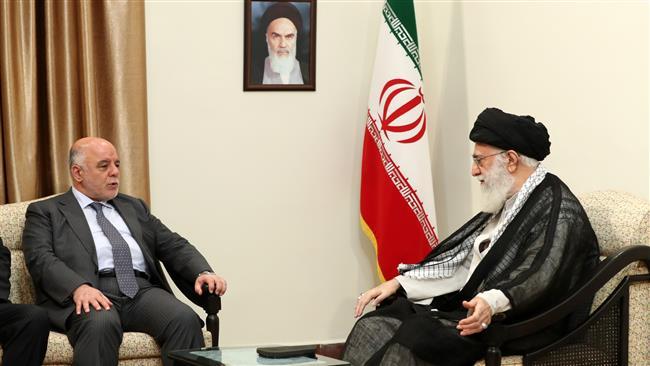 US, stooges oppose Iraq independence, unity: Leader of the Islamic Revolution Ayatollah Seyyed Ali Khamenei