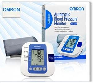 Omron Tensimeter Digital HEM 7203