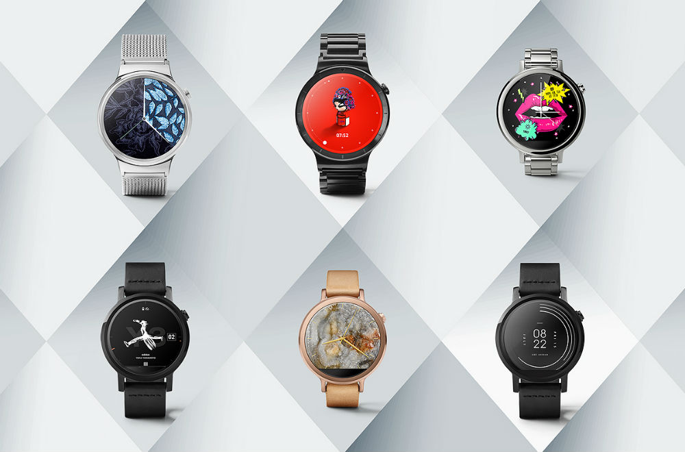 Download Designer Watch Faces for Your Android Wear Smartwatch