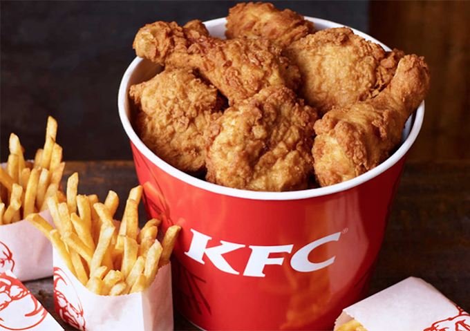 KZN man arrested for eating at KFC free for a year by saying head office sent him to taste if they are up to standard.