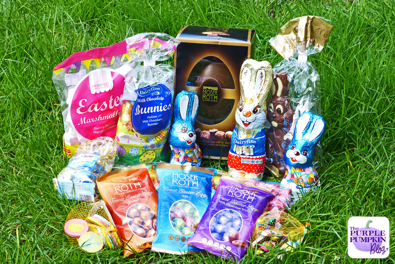 Easter Chocolates from Aldi!