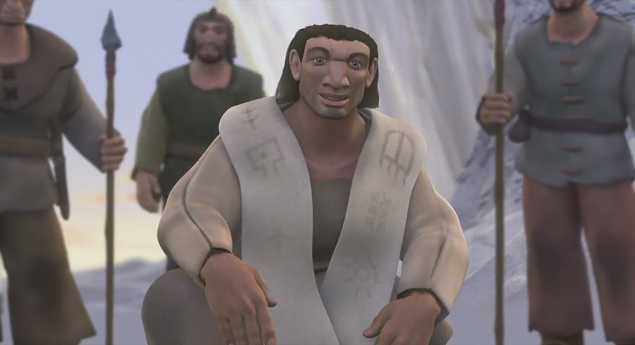 The human tribe in Ice Age 2002 animatedfilmreviews.filminspector.com