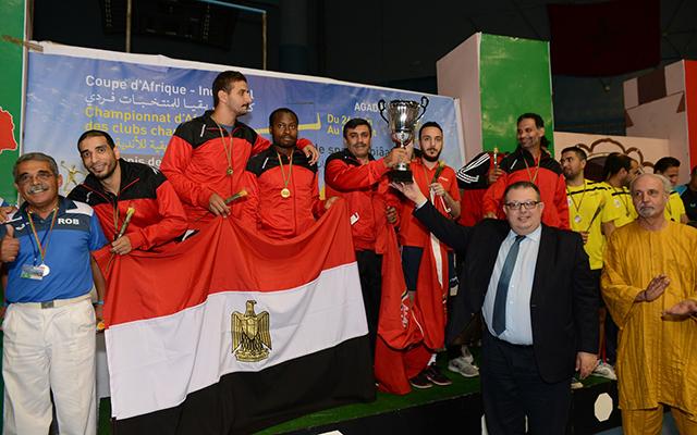 تنس طاولة الأهلي يعلن قائمته للبطولة العربية في تونس