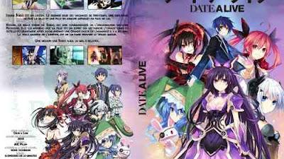 Date A Live Director's Cut - [12/12] + OVA Sin Censura - Mp4 Ligero y Avi - Mega - Mediafire