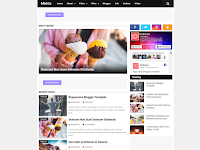 Mocca Blogger Template