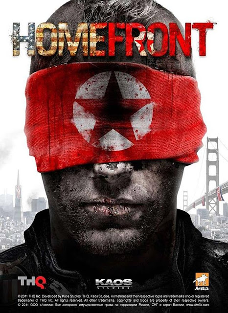 Phantom Copies HomeFront game poster